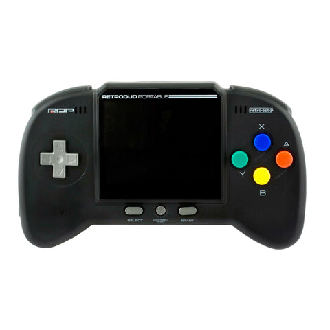 RDP Portable Handheld Console V2.0 CORE Edition Black    RETRO NEW HARDWARE