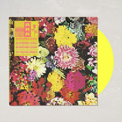 Ra Ra Riot - Superbloom (Yellow)