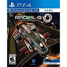 Radial G    PLAYSTATION 4 VR