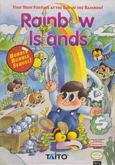 Rainbow Islands DMG LABEL    NINTENDO ENTERTAINMENT SYSTEM