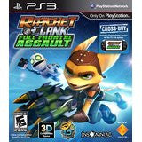 Ratchet & Clank Full Frontal Assault    PLAYSTATION 3
