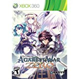 Record of Agarest War Zero    XBOX 360