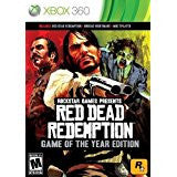 Red Dead Redemption Game Of The Year (BC)    XBOX 360