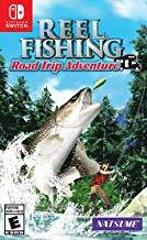 Reel Fishing Road Trip Adventure    NINTENDO SWITCH