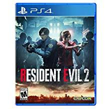 Resident Evil 2    PLAYSTATION 4