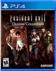 Resident Evil Origins Collection    PLAYSTATION 4