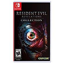 Resident Evil Revelations Collection (RE Rev 1)    NINTENDO SWITCH