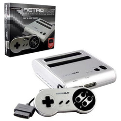 RetroDuo System (Silver Black)    RETRO NEW HARDWARE