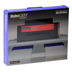 RetroGEN Adapter Genesis (old UPC)    RETRO NEW ACCESSORY