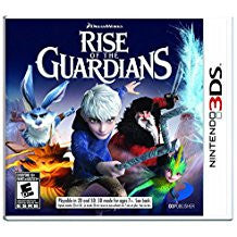 Rise Of The Guardians    NINTENDO 3DS