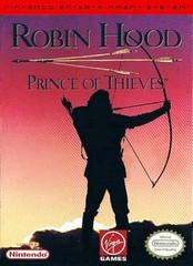 Robin Hood Prince of Thieves     NINTENDO ENTERTAINMENT SYSTEM