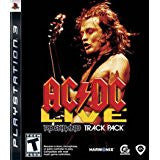 Rock Band Track Pack ACDC Live    PLAYSTATION 3