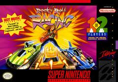 Rock N Roll Racing    SUPER NINTENDO ENTERTAINMENT SYSTEM