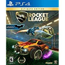 Rocket League Ultimate Edition    PLAYSTATION 4