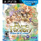 Rune Factory Tides Of Destiny    PLAYSTATION 3