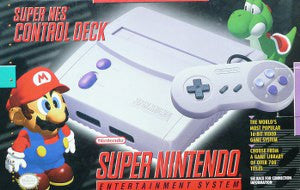 SNES Model 2 Console BOXED