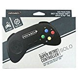 SNES Wired Super Retro Controller Black    RETRO NEW CONTROLLER