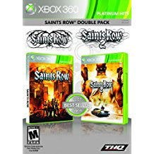 Saints Row Double Pack (BC)    XBOX 360