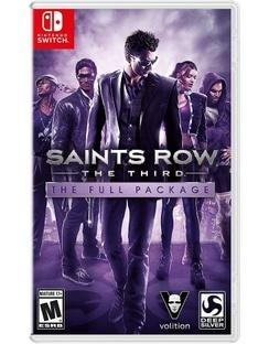 Saints Row The Third    NINTENDO SWITCH