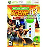 Scene It Box Office Smash (software only)    XBOX 360