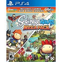 Scribblenauts Mega Pack    PLAYSTATION 4