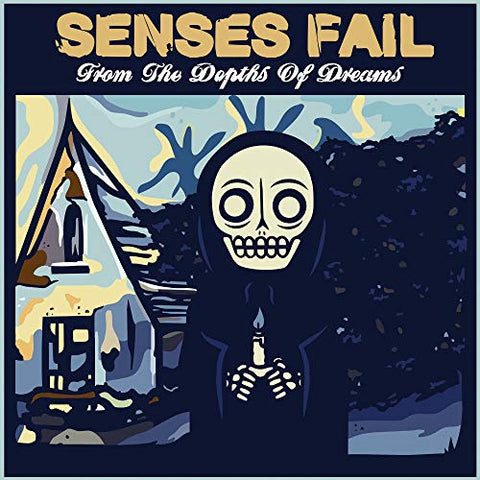 Senses Fail - From The Depths of Dreams (Indie Exclusive Edition 2019)