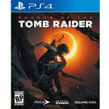 Shadow Of The Tomb Raider (Standard)    PLAYSTATION 4