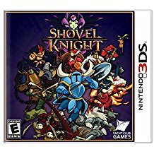 Shovel Knight    NINTENDO 3DS