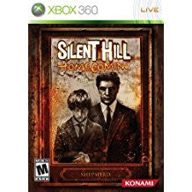 Silent Hill Homecoming (BC)    XBOX 360