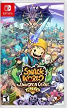 Snack World The Dungeon Crawl-Gold    NINTENDO SWITCH