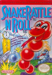Snake Rattle n Roll     NINTENDO ENTERTAINMENT SYSTEM