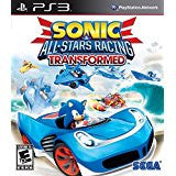 Sonic & All-Star Racing Transformed    PLAYSTATION 3