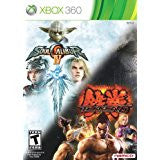 Soul Calibur IV Tekken 6 Double Pack    XBOX 360