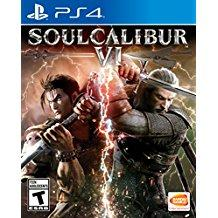 Soul Calibur VI    PLAYSTATION 4