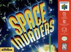 Space Invaders DMG LABEL    NINTENDO 64