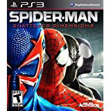 Spider-man Shattered Dimensions    PLAYSTATION 3