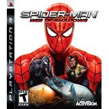 Spider-man Web Of Shadows    PLAYSTATION 3