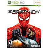 Spider-man Web Of Shadows    XBOX 360