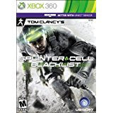 Splinter Cell Blacklist (BC)    XBOX 360