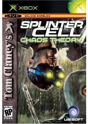Splinter Cell Chaos Theory (BC)    XBOX