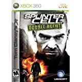 Splinter Cell Double Agent (BC)     XBOX 360