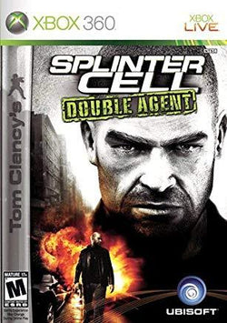 Splinter Cell Double Agent (BC)    XBOX