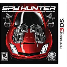 Spy Hunter    NINTENDO 3DS