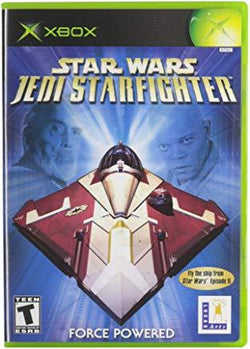 Star Wars Jedi Starfighter (BC)    XBOX