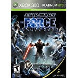 Star Wars The Force Unleashed (BC)    XBOX 360