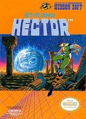 Starship Hector BOXED COMPLETE    NINTENDO ENTERTAINMENT SYSTEM