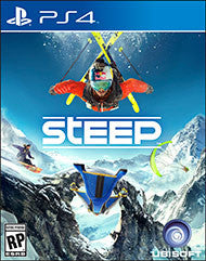 Steep (Day 1 Edition)    PLAYSTATION 4