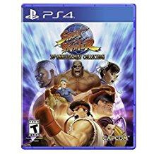 Street Fighter 30th Anniversary    PLAYSTATION 4