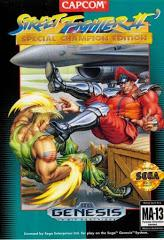 Street Fighter 2 Special Champion Edition BOXED    SEGA GENESIS