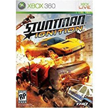 Stuntman Ignition (BC)    XBOX 360